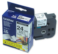 Brother TZe251 Laminated adhesive tape- black on white