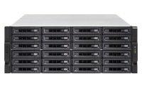 QNAP TS-EC2480U-E3-4GE-R2 96TB (24 x 4TB WD GOLD) 24 Bay w/ 4GB RAM