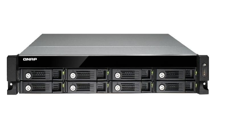 QNAP TS-853U 64TB (8 x 8TB SGT-IW PRO) 8 Bay 2U Rack NAS