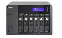 QNAP TVS-671-I3-4G 48TB (6 x 8TB SGT-IW PRO) 6 Bay NAS with 4GB RAM