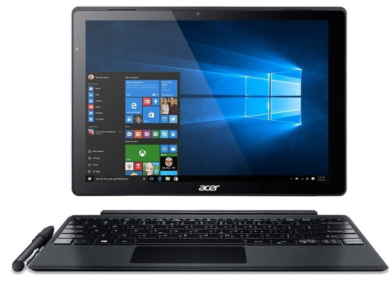Acer Switch Alpha 12 (SA5-271P) 2-in-1 Laptop