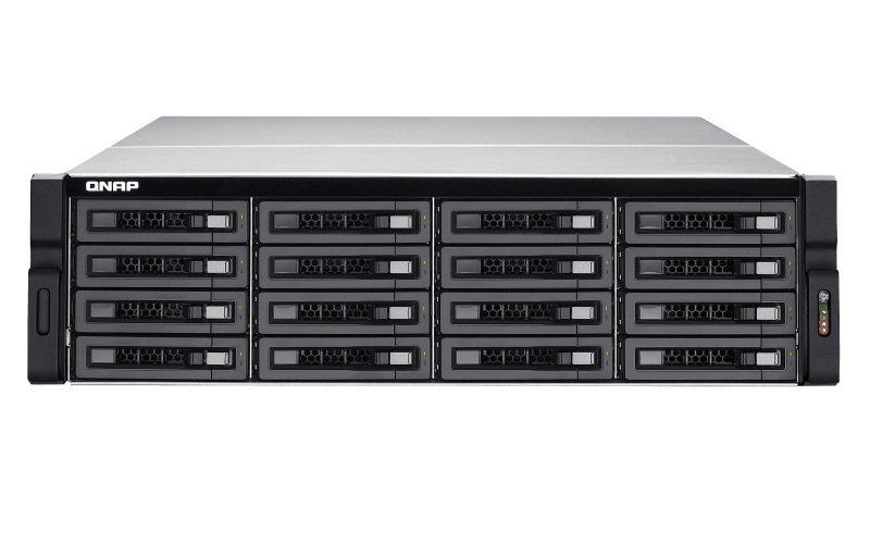 QNAP TS-EC1680U-E3-4GE-R2 128TB (16x8TB SGT-IW PRO) 16 Bay with 4GB RAM