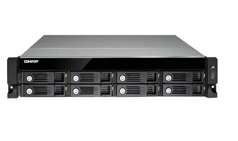 QNAP TS-853U 48TB (8 x 6TB SGT-IW PRO) 8 Bay Rack NAS