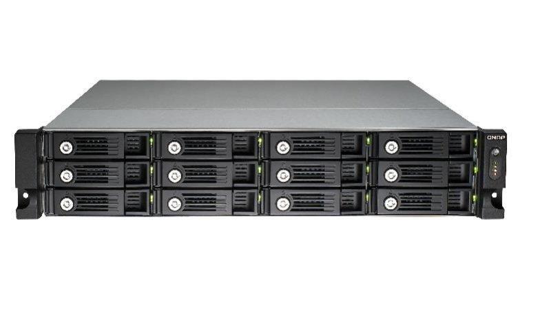 QNAP TVS-1271U-RP-I3-8G 72TB (12 x 6TB SGT-IW PRO) 12 Bay with 8GB RAM