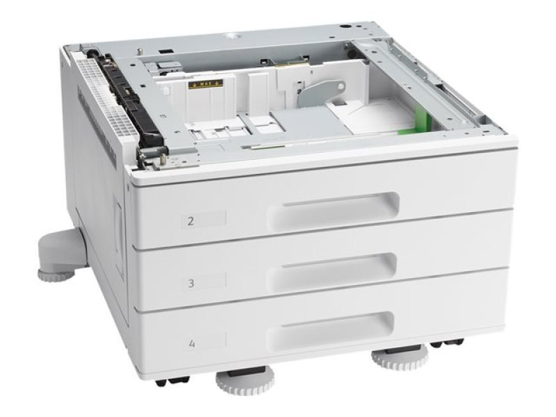 Xerox Three Tray Module - Media tray / feeder 3 tray(s) - for VersaLink B7025, B7025/B7030/B7035, B7030, B7035