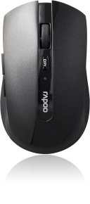 Rapoo 7200P 5GHz Wireless Optical Mouse Black