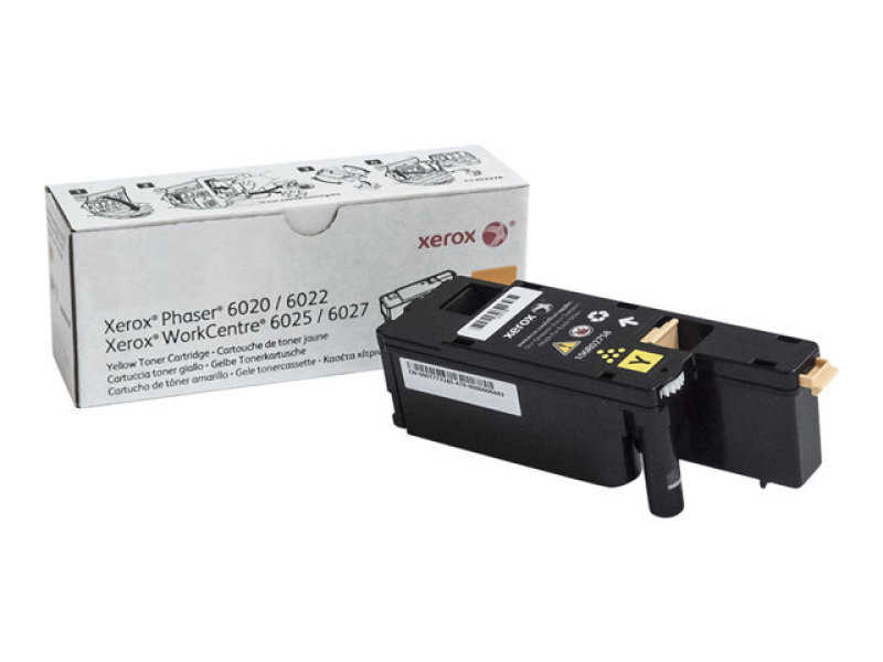 Xerox 106R02758 Yellow Toner Cartridge