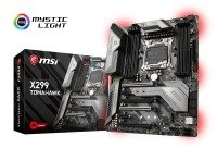 MSI Intel X299 TOMAHAWK Gaming Motherboard