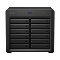 Synology DS3617XS 96TB (12 x 8TB WD GOLD) 12 Bay Desktop NAS