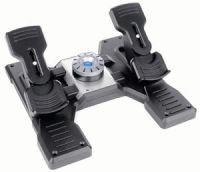EXDISPLAY Logitech G Saitek PRO Flight Rudder Pedals - USB - WW