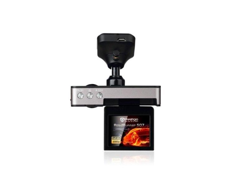 Prestigio RoadRunner 507 Dash Camera  with 16GB