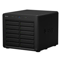 Synology DX1215 72TB (12 x 6TB SGT-IW PRO) 12 Bay Desktop Expansion