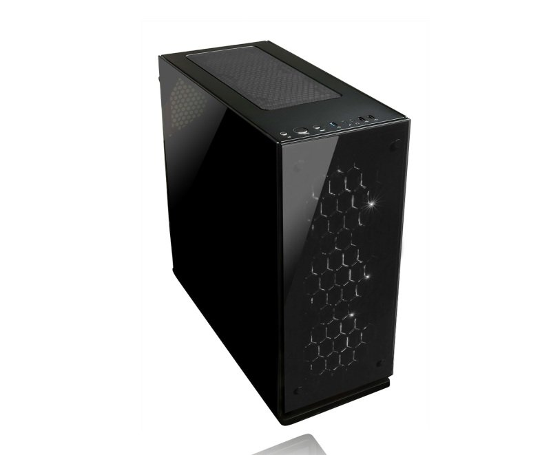 Game Max Onyx RGB Mid Tower ATX Case