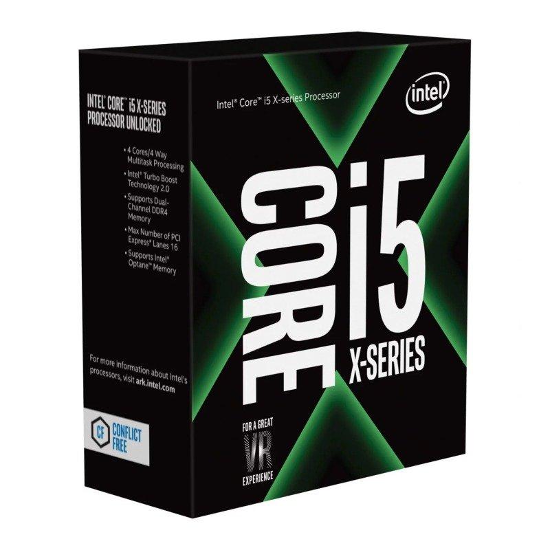 Intel Core i5-7640X 4.00GHz 2066 Retail Boxed Processor