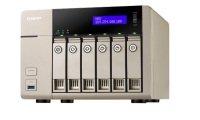 QNAP TVS-663-4G 24TB (6 x 4TB SGT-IW PRO) 6 Bay NAS with 4GB RAM