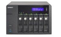 QNAP TVS-671-I3-4G 24TB (6 x 4TB SGT-IW PRO) 6 Bay NAS with 4GB RAM