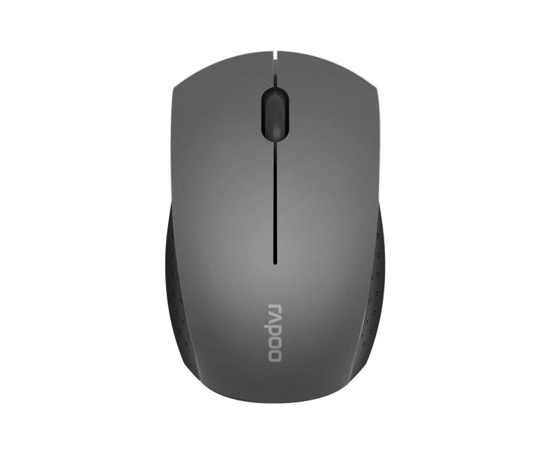 Rapoo 3360 2.4GHz Wireless Optical Mini Mouse Grey