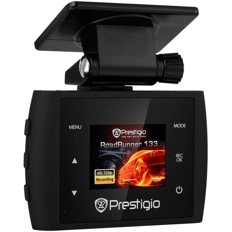 Prestigio RoadRunner 133 Dash Camera with 16GB SD Card