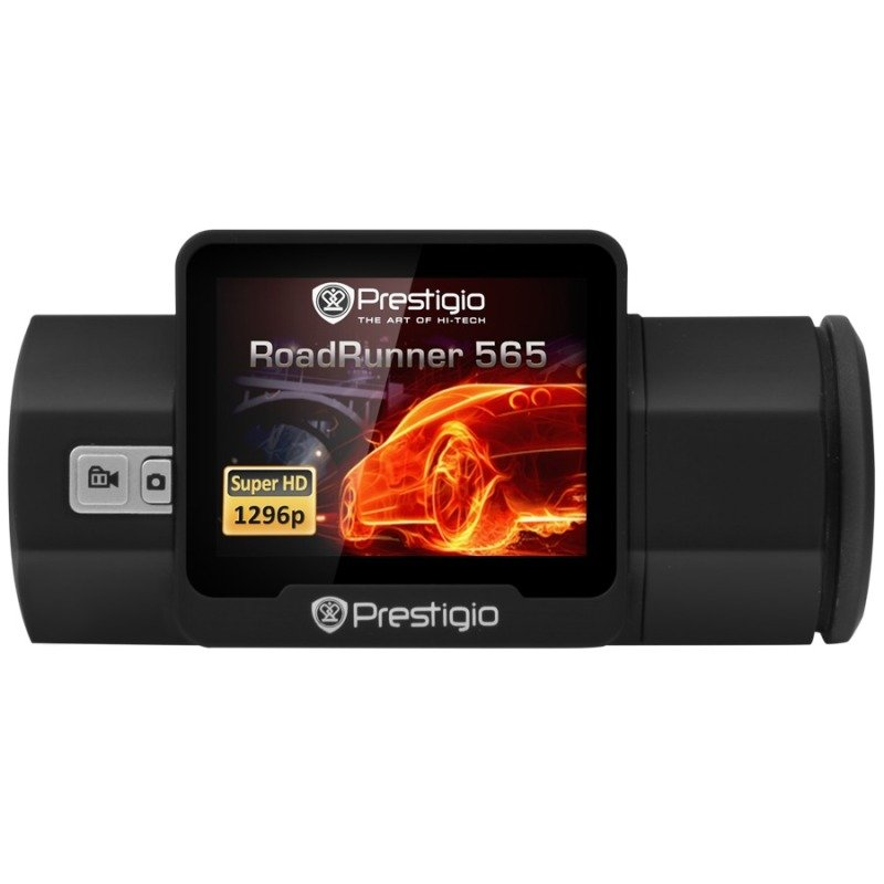 Prestigio RoadRunner 565GPS Dash Camera with 16GB