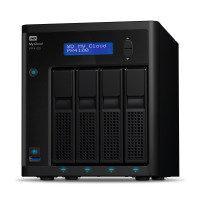 WD 12TB (4 x 3TB WD RED) My Cloud PR4100 4 Bay NAS
