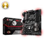 EXDISPLAY MSI AMD B350 TOMAHAWK AM4 Socket ATX Motherboard