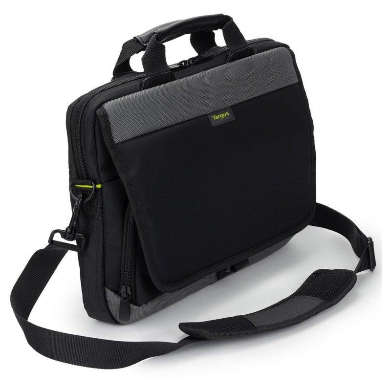"Targus CityGear 10-11.6"" Slim Topload Laptop Case - Black"