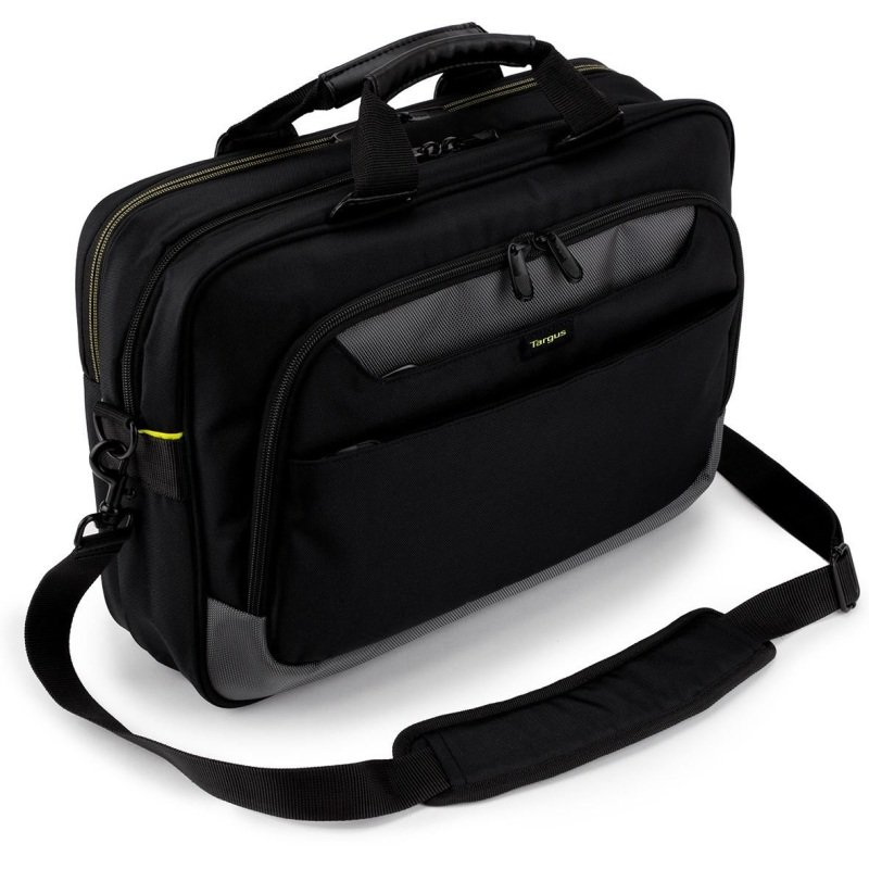 "Targus CityGear 15.6"" Topload Laptop Case - Black"