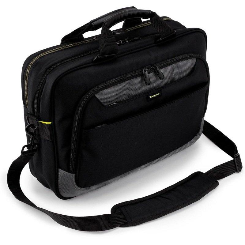 "Targus CityGear 14"" Topload Laptop Case - Black"