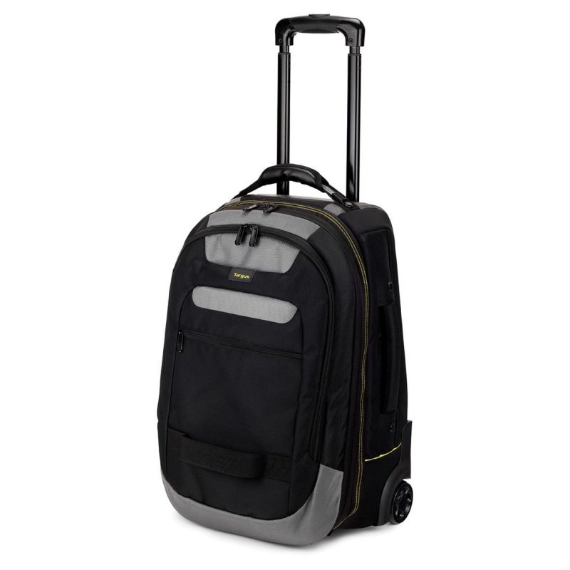 "Targus CityGear 15.6"" Laptop Vertical Roller - Black"