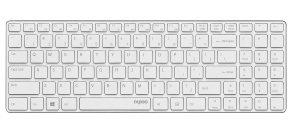 Rapoo E9110 2.4GHz Wireless Ultra-slim Keyboard Silver