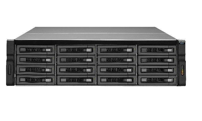 QNAP REXP-1620U-RP 64TB (16 x 4TB WD GOLD) 16 Bay Rackmount expansion