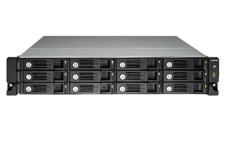 QNAP TS-1253U-RP 48TB (12 x 4TB SGT-IW PRO) 12 Bay Rack