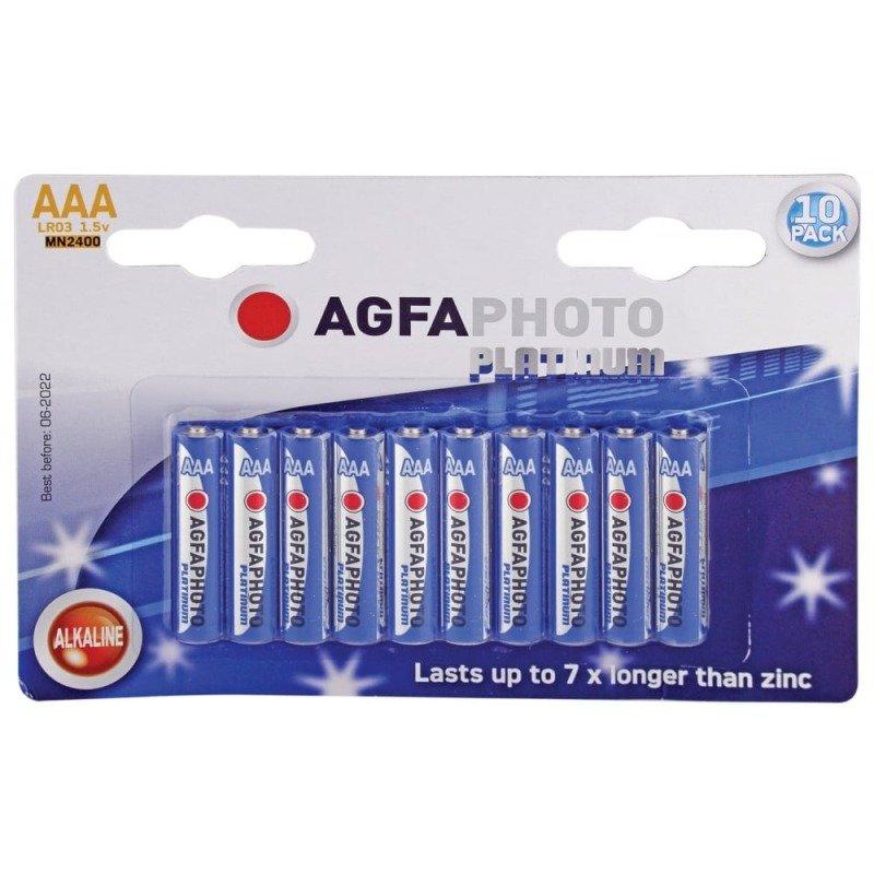 AAA Alkaline 10 Pack Batteries