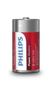 Philips INDUSTRIAL C Batteries 10PK