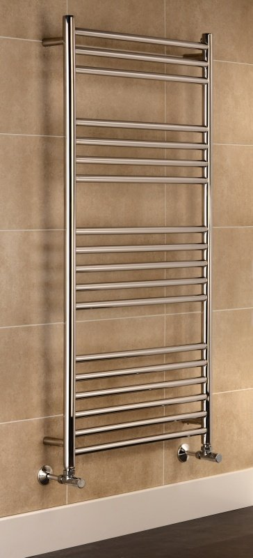 Darsley Round Tube Stainless Steel Towel Warmer