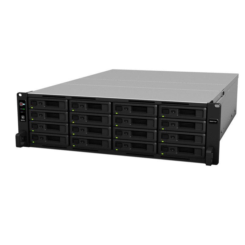 Synology RS4017xs+ 64TB (16 x 4TB WD GOLD) 16 Bay Rack