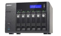 QNAP TVS-671-I5-8G 48TB (6 x 8TB SGT-IW) 6 Bay NAS with 8GB RAM