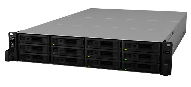 Synology RX1217RP 48TB (12 x 4TB WD RED PRO) 12 Bay Rack Expansion