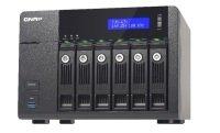 QNAP TVS-671-I5-8G 48TB (6 x 8TB SGT-IW PRO) 6 Bay NAS with 8GB RAM
