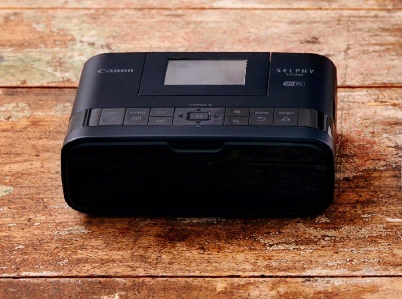 Canon Selphy Cp1200 Wireless Compact Photo Printer