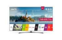 "LG 49UJ750V 49"" UHD 4K Smart HDR LED TV"