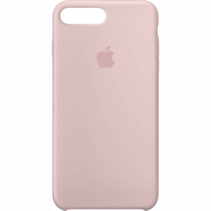 Apple iPhone 7 Plus Silicone Case - Pink Sand