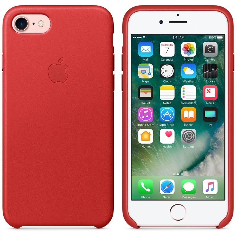 Apple iPhone 7 Plus Silicone Case PRODUCT(RED) cheapest retail price