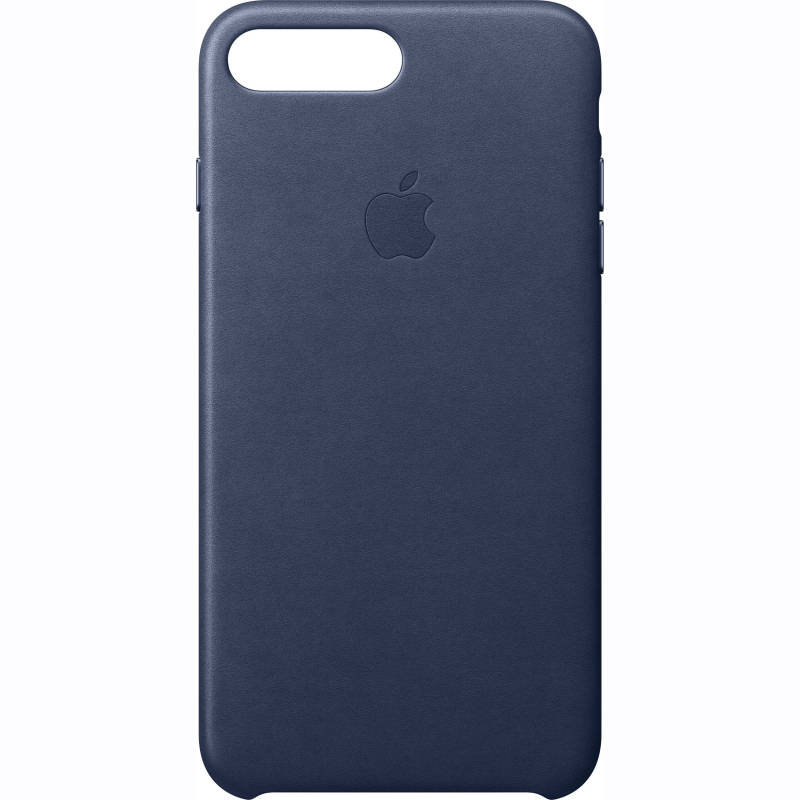 Apple iPhone 7 Plus Leather Case - Midnight Blue cheapest retail price