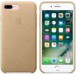 Apple iPhone 7 Plus Leather Case - Tan