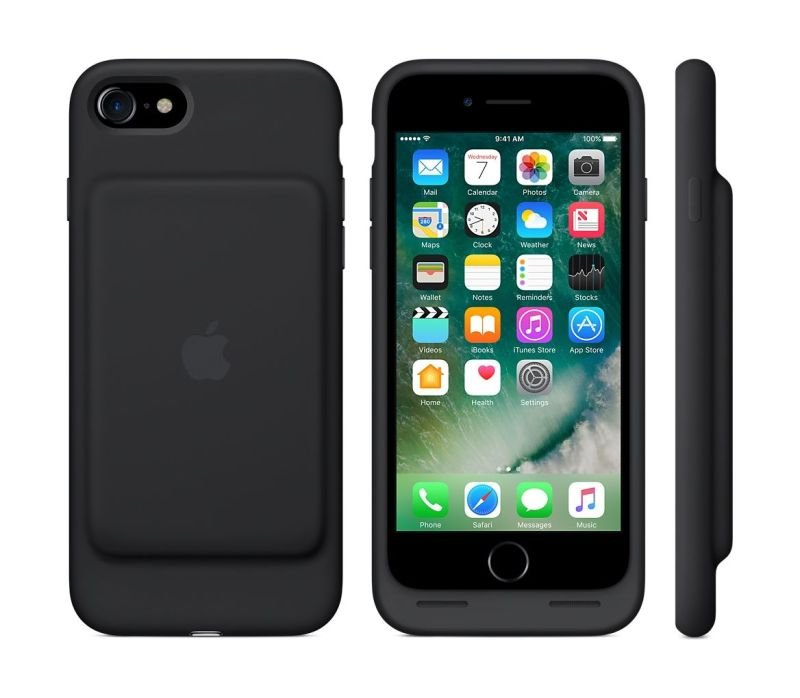 Buy Brand New Apple iPhone 7 Smart Battery Case - Black
