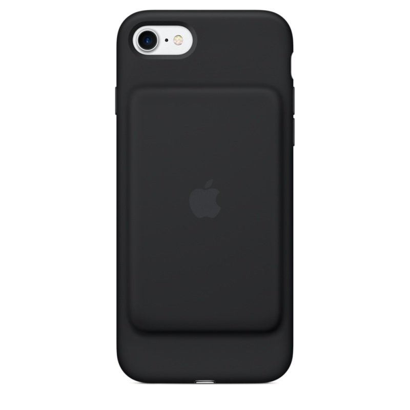 Apple iPhone 7 Smart Battery Case - Black
