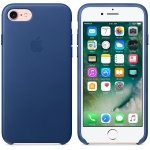 Apple iPhone 7 Plus Leather Case - Sapphire