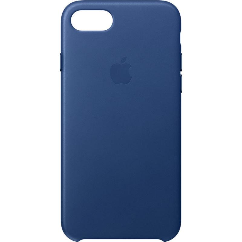 Apple iPhone 7 Plus Leather Case - Sapphire
