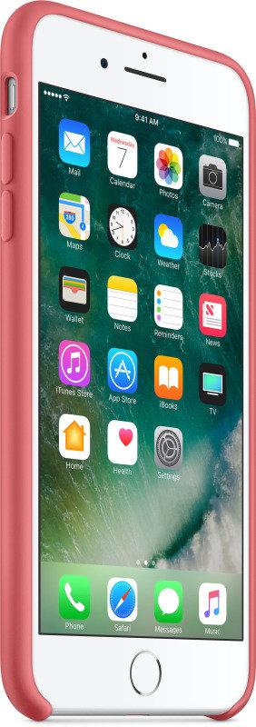 Apple iPhone 7 Plus Silicone Case - Camellia